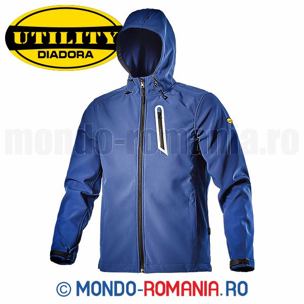 Jacheta outdoor, windstooper - Softshell Diadora SAIL